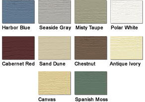 Everlast Vinyl Siding